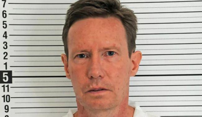 Patrick Chadwick fue detenido en Puebla