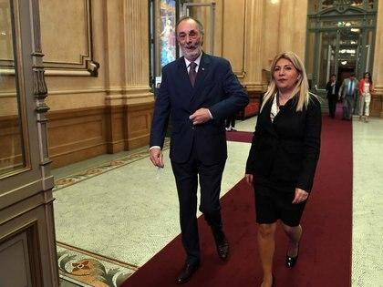 El diputado del PRO y consejero Pablo Tonelli