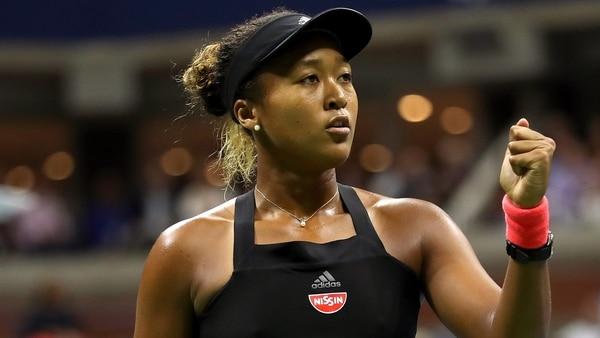 Naomi Osaka se consagró campeona del US Open (AFP)