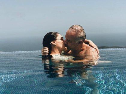El romance entre Yadhira Carrillo y el abogado Juan Collado, acusado de corrupción, inició cuando él aún no terminaba su relación con la también actriz Leticia Calderón (Foto: Instagram)