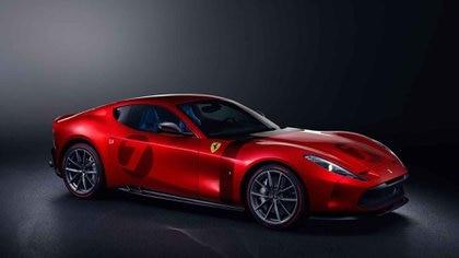 La Ferrari Omologata está basada en la 812 Superfast, que salió en 2017.