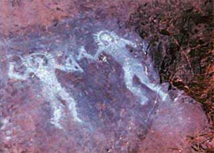 Petroglifos en Val Camonica