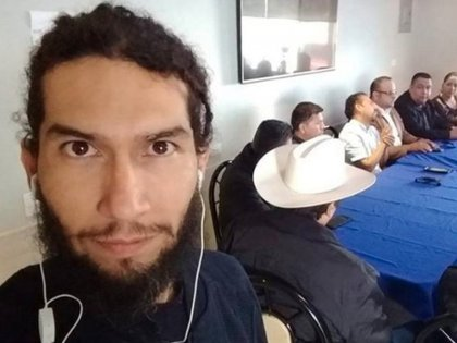 Rafael Murúa Manríquez, el primer periodista mexicano asesinado en 2019 (Foto: redes sociales)