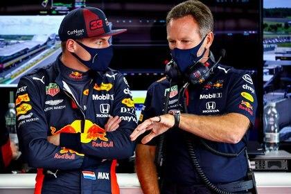 Honda no trabajará más con Red Bull desde 2022