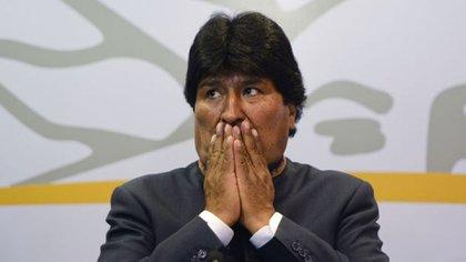 Evo Morales, presidente de Bolvia desde 2006.