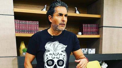 Recientemente Raúl Araiza fue elegido para participar en un proyecto de José Alberto Castro (IG: negroaraiza)