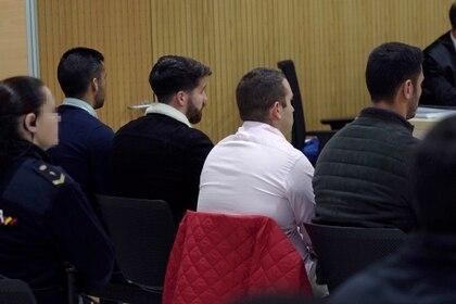 Nueva condena contra jóvenes españoles de 'La Manada' por abuso sexual