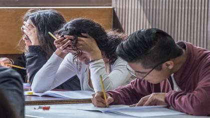 """Se organizará una jornada de actividades complementarias denominada """"nivelación y reafirmación académica por asignatura"""" Foto: Cuartoscuro"""