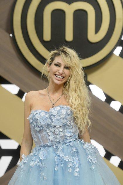 La actriz también había recibido la propuesta de formar parte primero del Bailando y luego del Cantando, pero eligió ser parte de Masterchef Celebrity (Fotos: Gentileza Telefe)