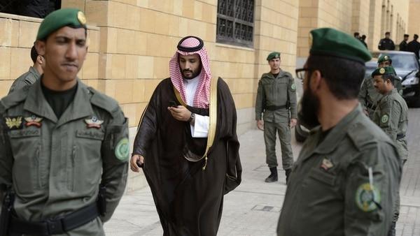 Mohammed bin Salman, el poderoso príncipe heredero de Arabia Saudita