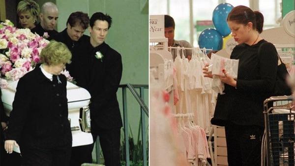 Jennifer Syme perdió en 1999 el hijo que estaba esperando con el actor Keanu Reeves. Un año más tarde, murió