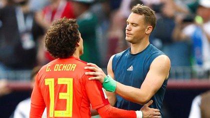 Hasta Neuer aplaudió las cualidades de Paco Memo(Foto: Reuters)