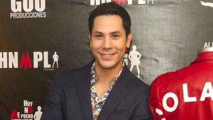 Christian Chávez confiesa que tenía temor de darle vida a personajes gay. (Foto: Cuartoscuro)