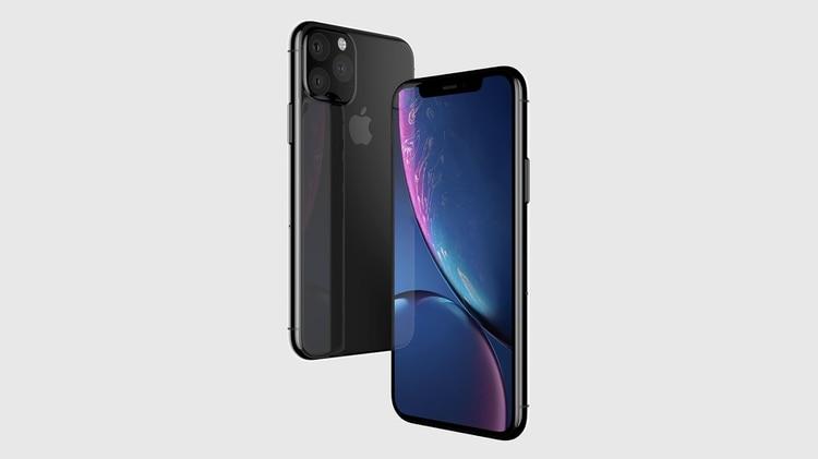 La empresa presentaría tres modelos de iPhone con pantallas de 5,8″, 6,1″ y 6,5″ (Foto: Archivo)