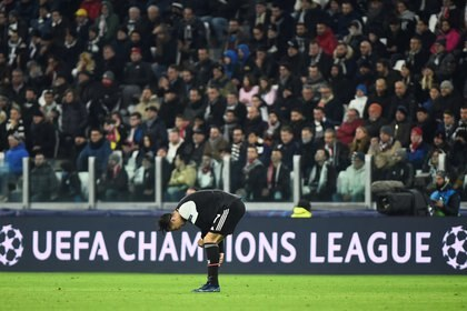 Ronaldo volvió a los terrenos de juego tras una lesión en su rodilla    REUTERS/Massimo Pinca