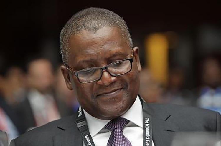 Aliko Dangote, el hombre más rico de África, busca la independencia económica de su país, Nigeria.