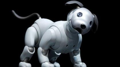 Aibo, el perro-robot (Sony)