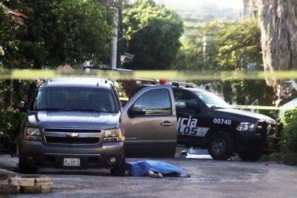 Violencia en Morelos (Foto: MARGARITO PÉREZ RETANA /CUARTOSCURO)