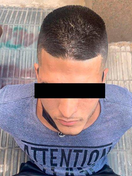 Rodrigo Keilis, el detenido.
