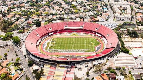 Capacidad aproximada: 67.000 espectadores