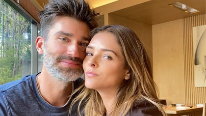 Grettell Valdez y Leo Clerc se casaron en Acapulco en diciembre de 2018 (Foto: Instagram@grettellv)