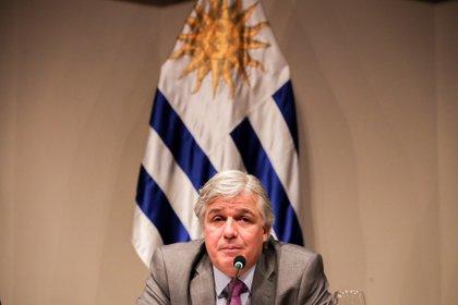 En la imagen, el canciller de Uruguay, Francisco Bustillo (EFE)