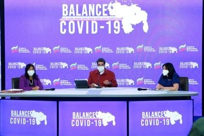 """Nicolás Maduro decretó un """"cerco sanitario"""" en Caracas (Reuters)"""