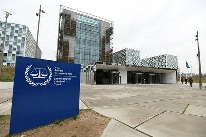 El edificio de la Corte Penal Internacional en La Haya, Países Bajos (REUTERS/Piroschka van de Wouw)