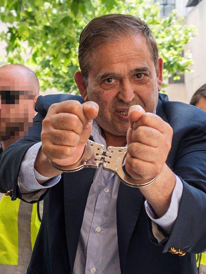 Alonso Ancira detenido por defraudar a Pemex (Foto: EFE)