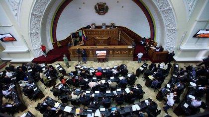 La Asamblea Nacional tiene mayoría opositora