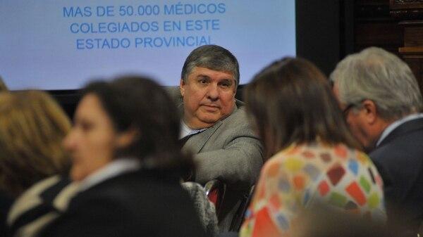 El senador José Mayans