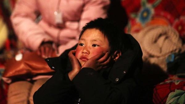 Fuman, enLudian, provincia de Yunnan (AFP PHOTO / – / China OUT)