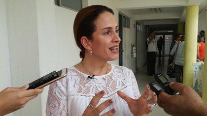 Eva Katherine Carrascal, exsuperintendente delegada para la Supervisión Institucional de la Superintendencia de Salud Foto: seguimiento.co