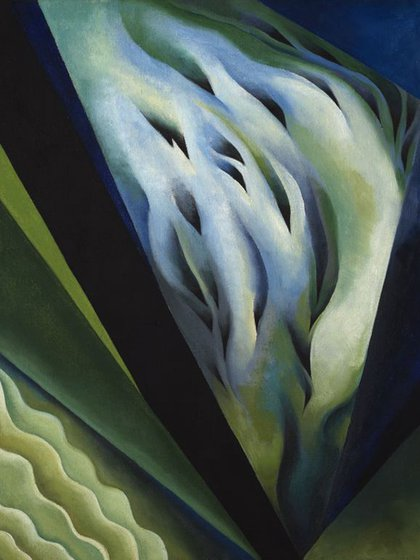 """Blue and Green Music"" (Foto: Wikipedia)"