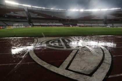 River no se presentaría ante Atlético Tucumán (REUTERS/Agustin Marcarian)
