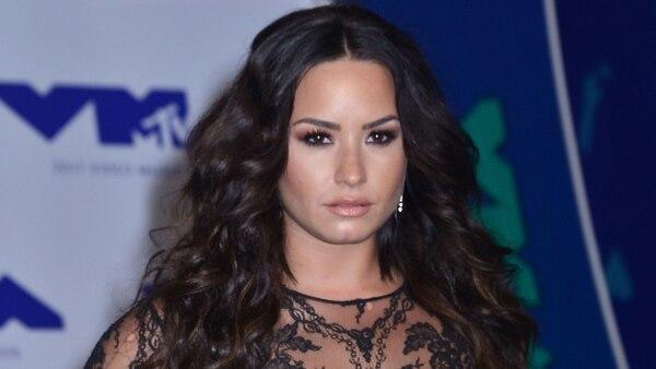 Demi Lovato consumió Oxycontin mezclado con Fentanilo la noche de su sobredosis (The Grosby Group)