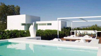 La casa fue construida por Grupo Higa, una de las empresas preferidas de Enrique Peña Nieto cuando fue gobernador en el Estado de México (Foto: Internet)