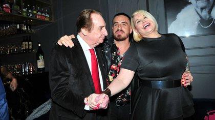 Santiago Bal, Fede y Carmen Barbieri