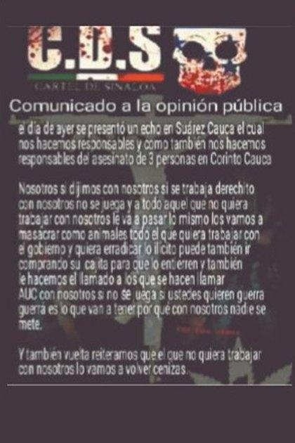 Carteles mexicanos (Foto: Radiografía de la ominosa presencia de los carteles mexicanos)