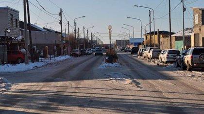 Postales de una ciudad con 20 grados bajo cero