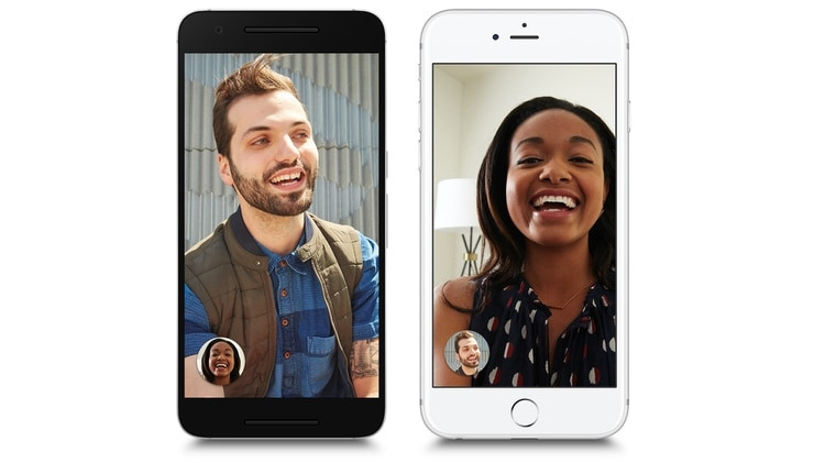 Google Duo se lanzó en 2016 y está disponible para iOS y Android.