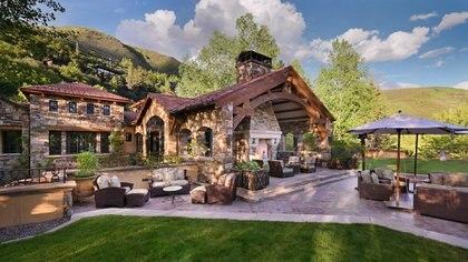 Solo el 1% de Aspen se instala en la montaña multimillonaria (Coldwell Banker Mason Morse Real Estate)