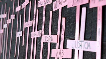 El delito de feminicidio registró 969 víctimas, en 2020 (Foto: Mireya Novo/ Cuartoscuro)