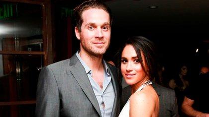 El último ex novio de Meghan Markle, el chef Cory Vitiello (Shutterstock)