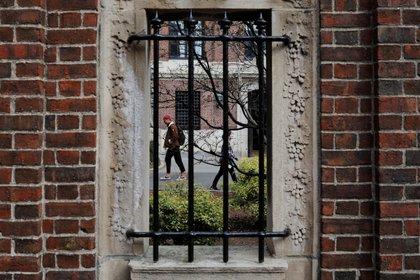 La joven estuvo a punto de no aplicar a la universidad (Foto: REUTERS/Brian Snyder)