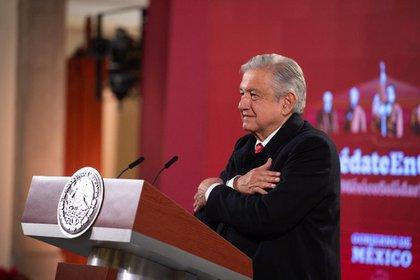 La periodista aseguró que gracias a las investigaciones de la DEA se dieron a conocer casos como el de Genaro García Luna (Foto: Presidencia de México)