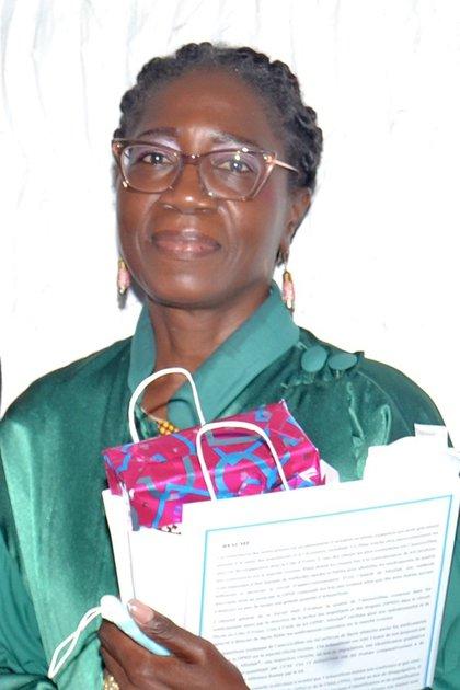 13/01/2021 La doctora Sawadogo, Premio Harambee POLITICA  PREMIO HARAMBEE
