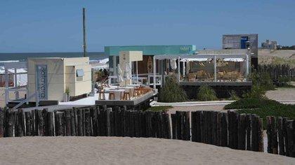 El parador Botavara: según la pareja del detenido, los propietarios del balneario armaron un complot para sacarles la concesión del restaurante (Diego Medina)