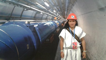 Teyrungumu Torres es el primer colombiano invitado al Centro Internacional Abdus Salam de Física Teórica.