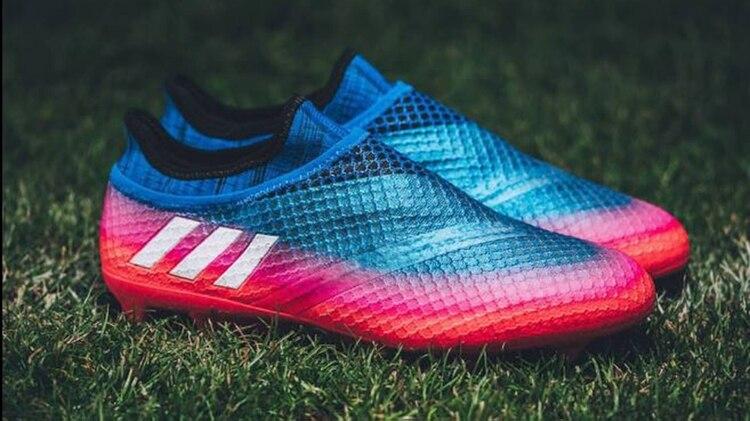 Lionel Messi Botines Estrenará Multicolor Infobae VLSUqpzMjG